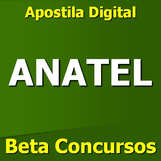 apostila anatel