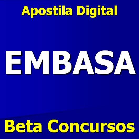 apostila embasa