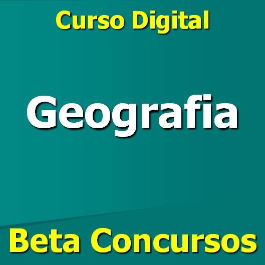 curso de Geografia