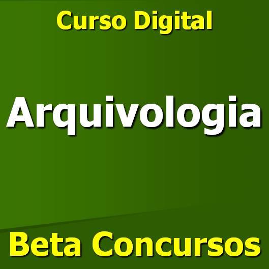 curso de Arquivologia