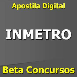 apostila inmetro