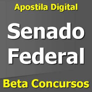 apostila senado federal