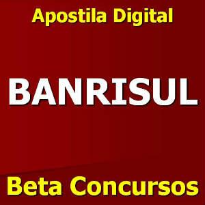 apostila banrisul