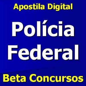 apostila policia federal