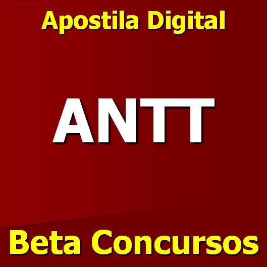 apostila antt