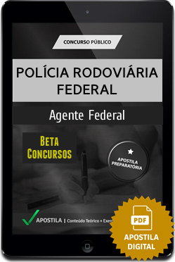 apostila polícia rodoviária federal