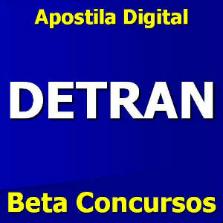apostila detran