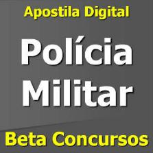 apostila policia militar