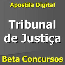 apostila tribunal de justica