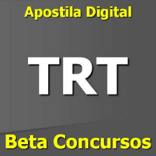 apostila trt