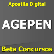 apostila agepen