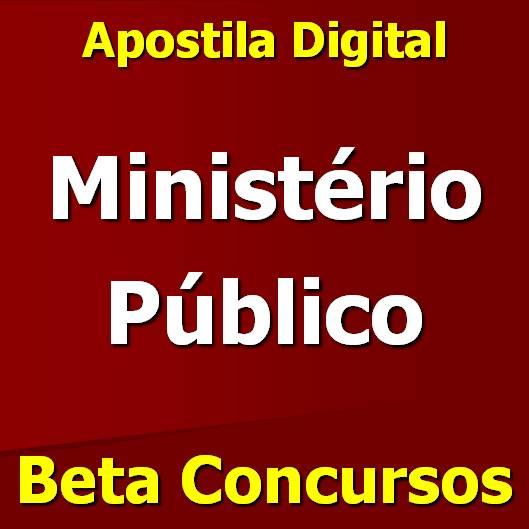 apostila ministerio publico
