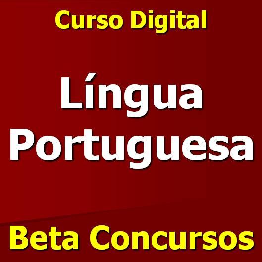 curso de lingua portuguesa
