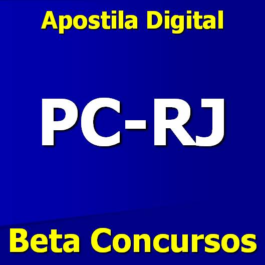 apostila pc-rj