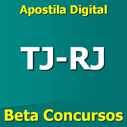 apostila TJ RJ