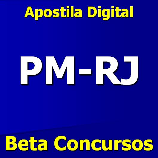 apostila PM RJ