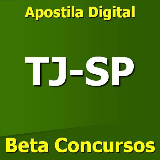 apostila tj sp