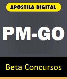 apostila PM GO