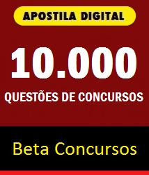 10.000 Questões de Concursos